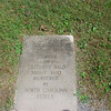 Interesting cause of death - probably the Civil War.