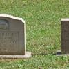 Twin sisters Lura and Lora. Lora died the day she was born and Lura lived to be 93, dying in 2004.