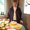 Aunt Elaine and her famous tuna salad
