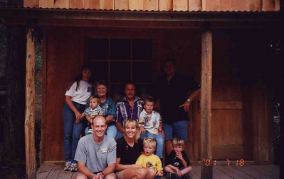 2001 Family Reunion