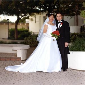December 22, 2001 - D-n-A Wedding