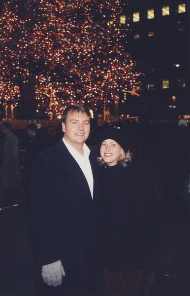 New York 2001 Christmas 1