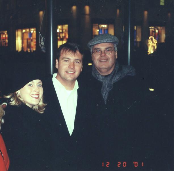 New York 2001 Christmas 3