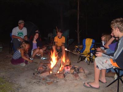 Camping Bath County Cowpasture River