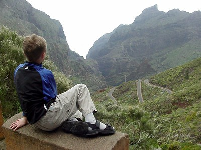 2002-04-07 Holiday in Tenerife