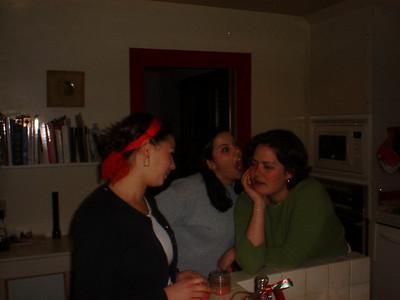2002 April - Niece Visit