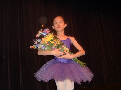 2003 Amanda's 1st Communion and Ballet Recital