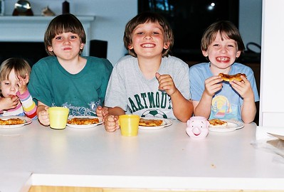 Billy's House - August 24, 2003