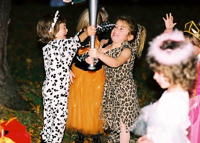 Scarlett's 4th Birthday Party - October 26, 2003