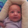June 18, 2003 Babysitting Jordyn.