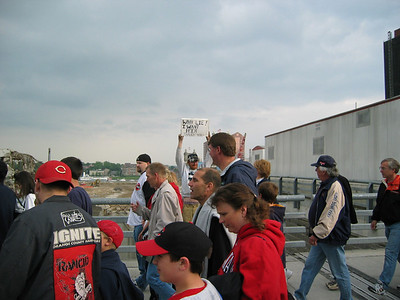 2003-06-04 Cinci Reds vs NYY at Great American Ballpark