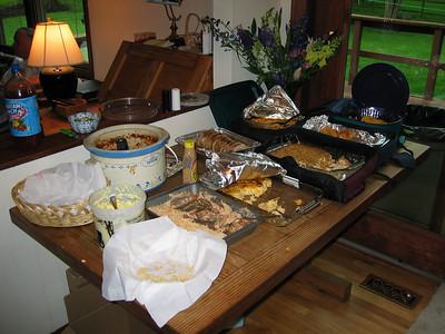 2003-06-08 CM team family picnic