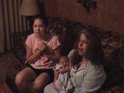 2003-06-10 Arrival @ Roseburg Home (2AM)