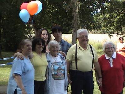 2003-06-14 @ Joseph's & Michelle's Graduation Party