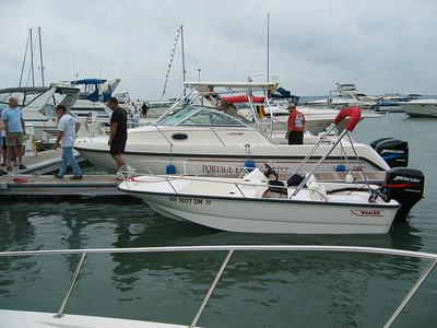 2003-08-02 Whaler rendezvous