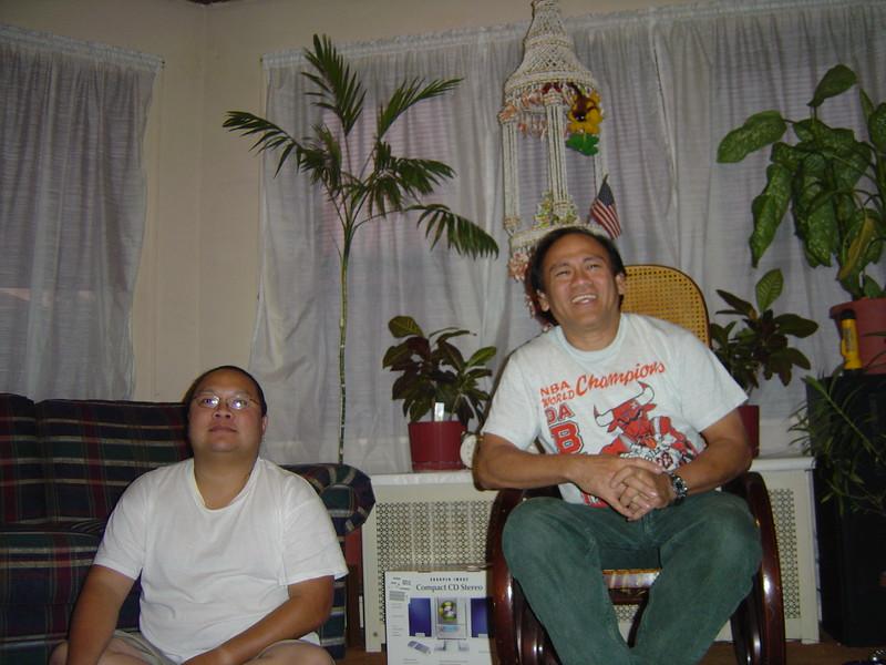 Dad & Uncle Ramon