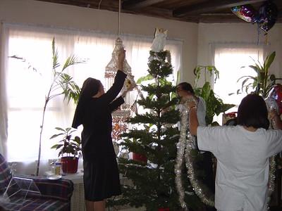2003-11-30 Christmas Tree - Chicago