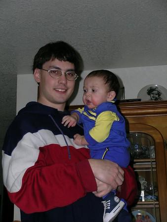 2003-12-25 Oregon after Christmas