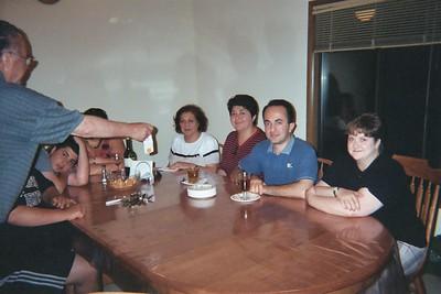 2003 Summer Shirin Visit