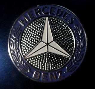 Mercedes Logo 72