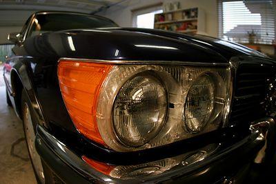 Mercedes Headlight 72