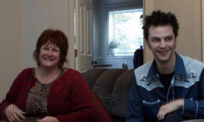 ryan and mom