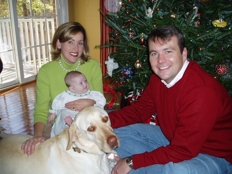 Claire 2003 Thanksgiving27