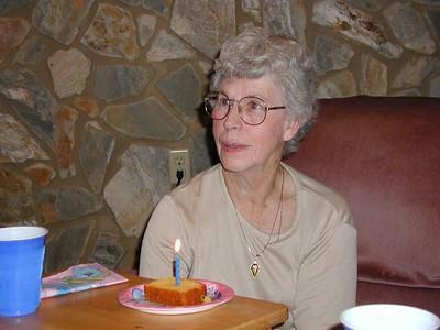 2004 Oct - Katherine's 6th Birthday