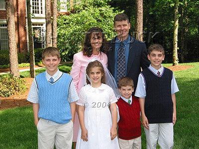 2004 KT First Communion