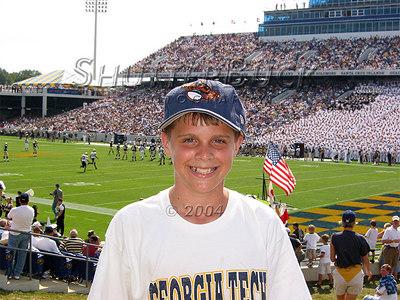 2004 Navy Football
