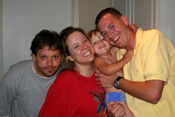 2004 May 30 David Paul & Me, Jack Wanda kids