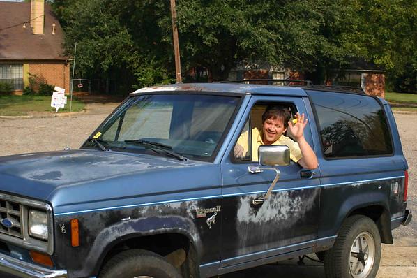 2004 Oct 29  Jack's Bronco