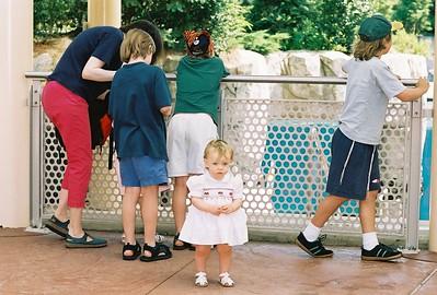 Mystic Aquarium - July 16, 2004