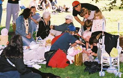Public Garden Multi-Birthdays, May 30, 2004