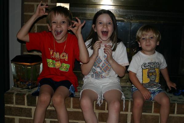 2004 Trey Tori & Logan - September