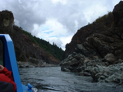 Hells Gate on the Rogue River