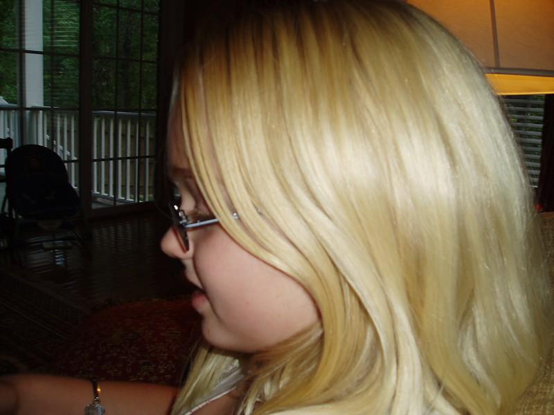 2004-09-27 McKenzie at Claire 1st Birthday20