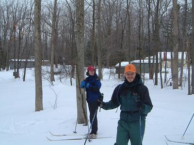 Black Moshannon PA Cross Country Skiing