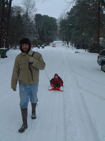 Snow & Sledding