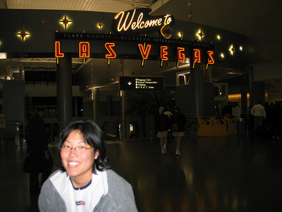 November 2004 - Quick trip to Las Vegas, Nevada
