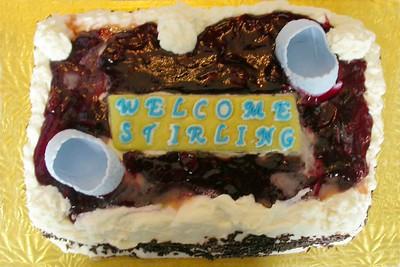 Sterling's Christening