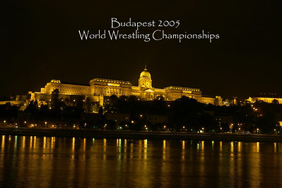 Budapest, Hungary Visit September,  2005