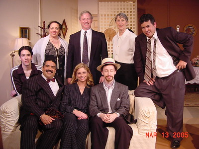 """""""Laura"""" Performed by the Santa Clara Players March, 2005"""