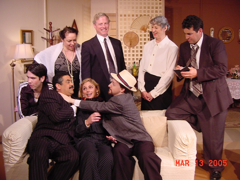 """Laura"" Performed by the Santa Clara Players March, 2005"