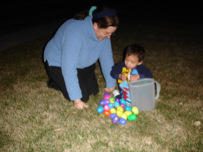 2005-03-27 Easter Egg Hunt