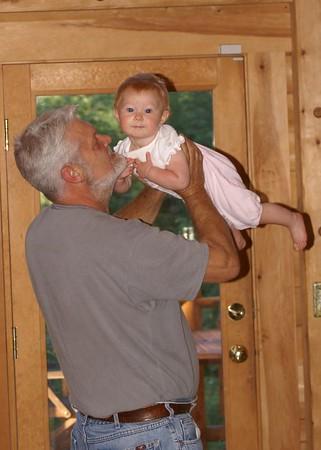 2005 Sep. Besuch der Grosseltern aus Deutschland