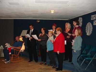 2005-12-03 Hospital Christmas Party