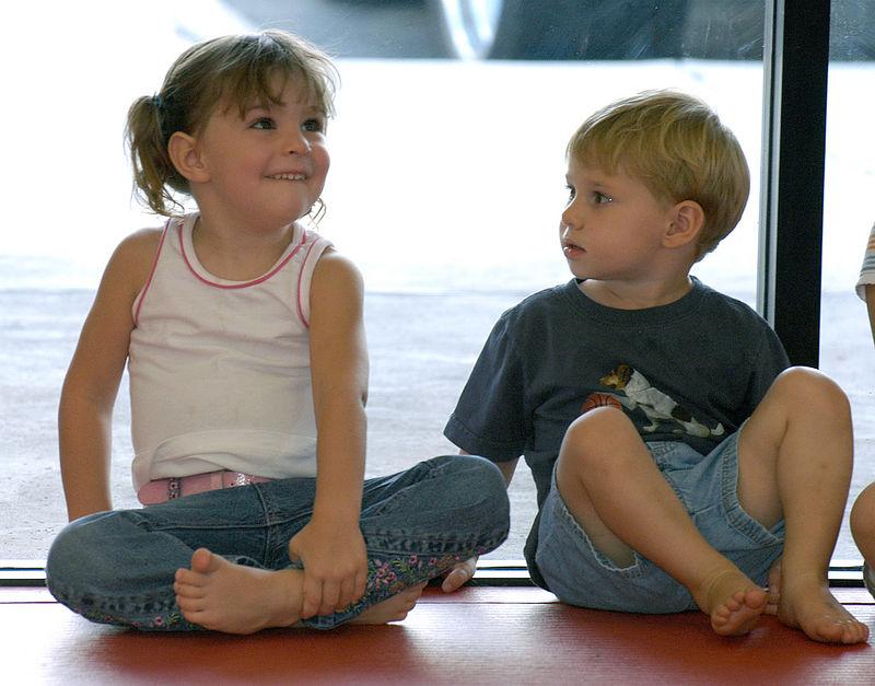 (8-13-05) Caroline and Jason.