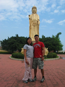 293 - Fo Guang Shan, Buddhist Temple, Kaohsiung