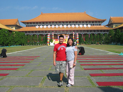 311 - Fo Guang Shan, Buddhist Temple, Kaohsiung